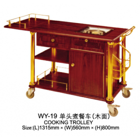Xe phục vụ WY-19